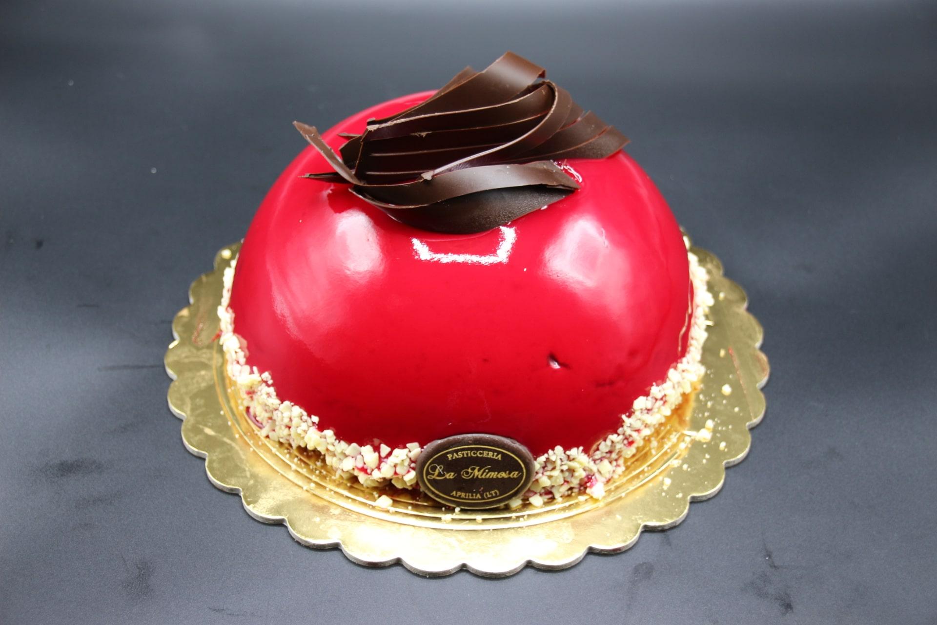 Cheesecake Lampone